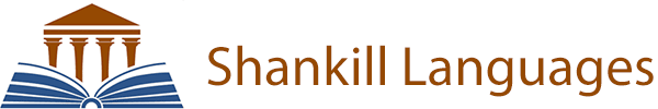 Shankill Languages Logo